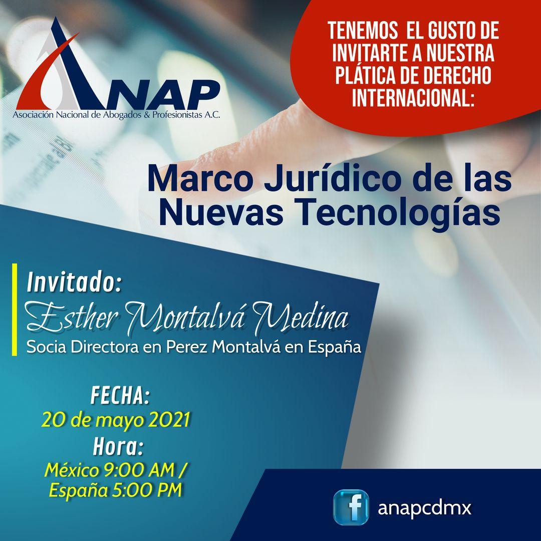 Conferencia ANAP